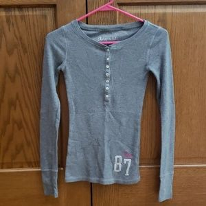 Aeropostale Girls long sleeved short